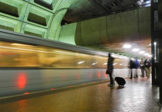 Metro Tunnel 3