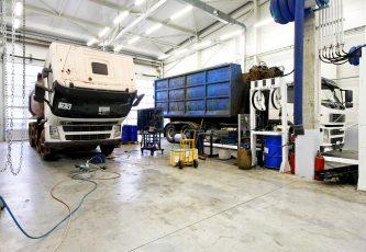 Truck Maintenance 2