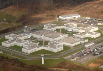 Red Onion State Prison in Wise County. VA. (AP Photo, David Crigger/Bristol Herald Courier)