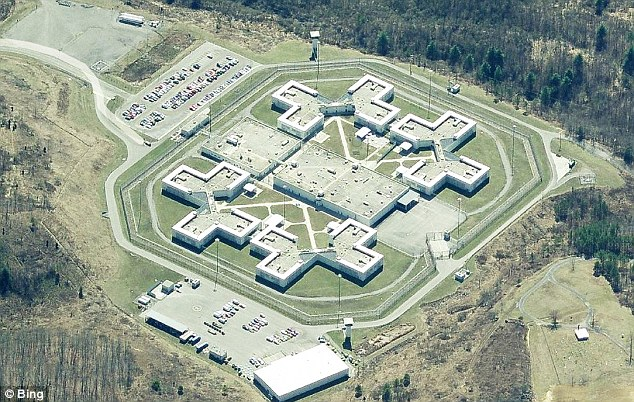 Red Onion Mountain Super Maximum Security Prison - Global ...