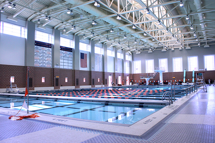 Aquatic And Fitness Center Facility Assessment Mep Amp Fp
